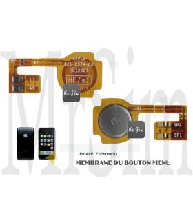 Pièce détachée Module complet Bouton home « iPhone 3Gs »