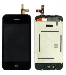 Dépoussiérage iPhone 3G & 3Gs
