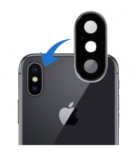 Forfait Reparation Iphone X Lentille App-Photo