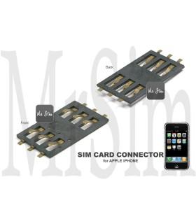 Pièce détachée Lecteur Sim iPhone 3Gs