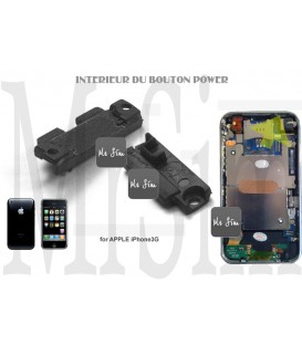 Pièce détachée Bouton power interne iPhone 3G & 3Gs