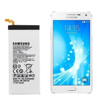 Forfait Réparation Samsung A5 A500F Batterie interne