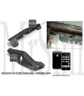 Pièce détachée Changement du Système d'éjection du tiroir sim iPhone 3G