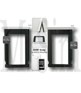 Tiroir carte sim blanc pour iPhone 3G