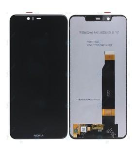 Nokia 5.1Plus Forfait Réparation Vitre + lcd Original