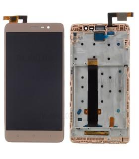Xiaomi redmi Note 3 Pro Forfait Réparation Vitre + lcd Original