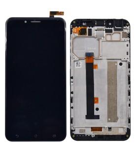 """ZC553KL Zenfone 3 Max """"5.5"""" Forfait Réparation Vitre + lcd Original"""