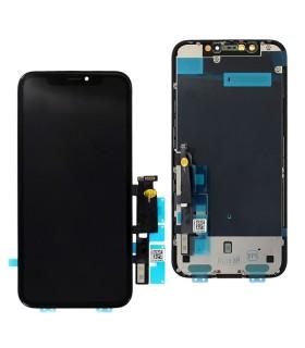 Ecran iPhone XR Noir complet Vitre Tactile + LCD Retina Oled