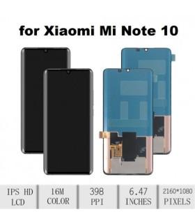Xiaomi Mi Note 10 Forfait Réparation Vitre + lcd Original