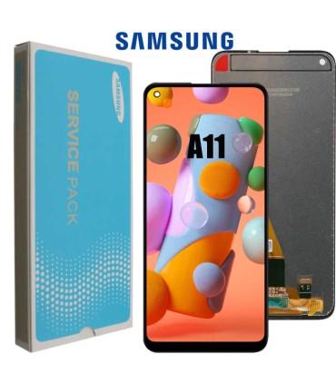 Forfait Réparation Samsung A11 A115F Vitre + lcd Original