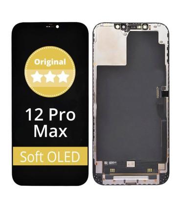 Forfait Réparation iPhone 12 Pro Max Vitre + lcd Retina Oled
