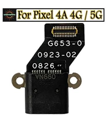 Forfait Réparation PIXEL 4A connecteur de charge