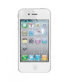 Changement Vitre + Retina iPhone 4S