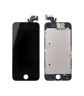 Ecran iPhone 5 Noir complet vitre tactile + LCD Retina