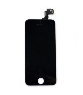 Ecran iPhone 5s Noir complet vitre tactile + LCD Retina