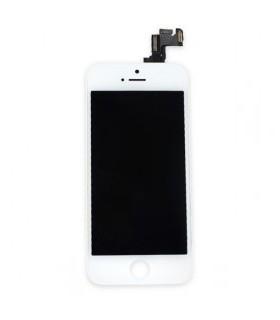 Ecran iPhone 5s Blanc complet vitre tactile + LCD Retina