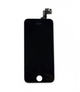 Ecran iPhone SE Noir complet vitre tactile + LCD Retina