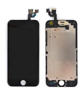 Ecran iPhone 6 Noir complet vitre tactile + LCD Retina