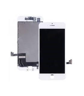 Ecran iPhone 7 Blanc complet Vitre Tactile + LCD Retina