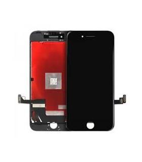 Ecran iPhone 7 Noir complet Vitre Tactile + LCD Retina
