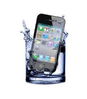 Forfait reparation iPhone désoxydation eau