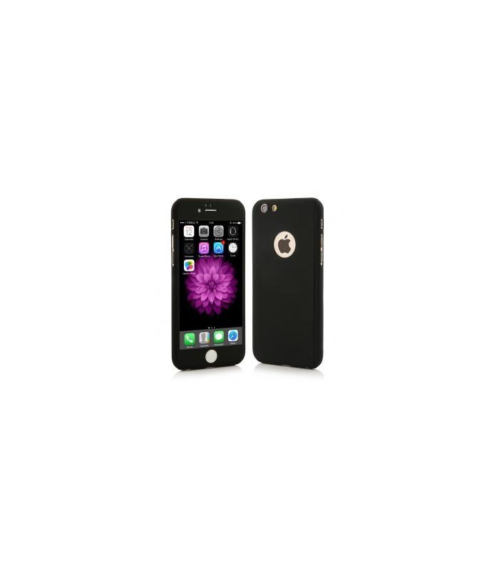 Coque de protection 360° avec film en verre trempé iPhone 7 / iPhone 8