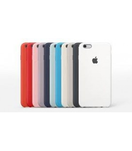 Coque Apple en silicone pour iPhone