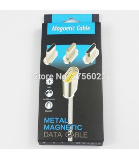Data Cable Metal Magnetic