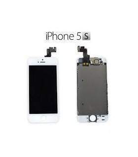 Ecran complet assemblé iPhone 5S Blanc Original