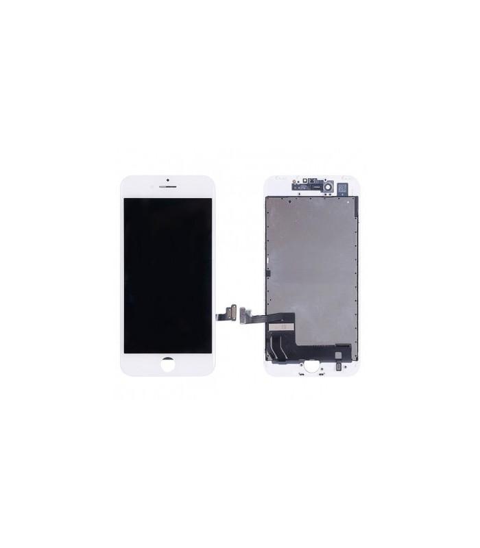 Ecran iPhone 8 Blanc complet Vitre Tactile + LCD Retina