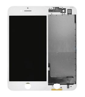 Ecran iPhone 8 Plus Blanc complet Vitre Tactile + LCD Retina