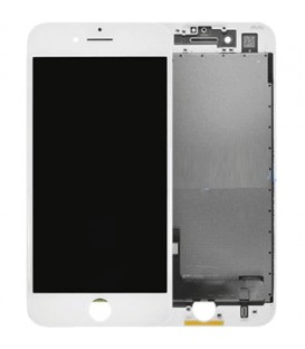 Ecran Apple iPhone 8 Plus Blanc complet Vitre Tactile + LCD Retina Original