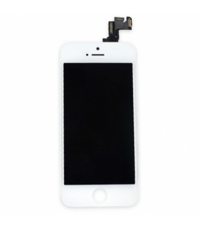 Ecran iPhone SE Blanc complet vitre tactile + LCD Retina