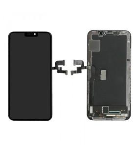 Ecran iPhone X Noir complet Vitre Tactile + LCD Retina