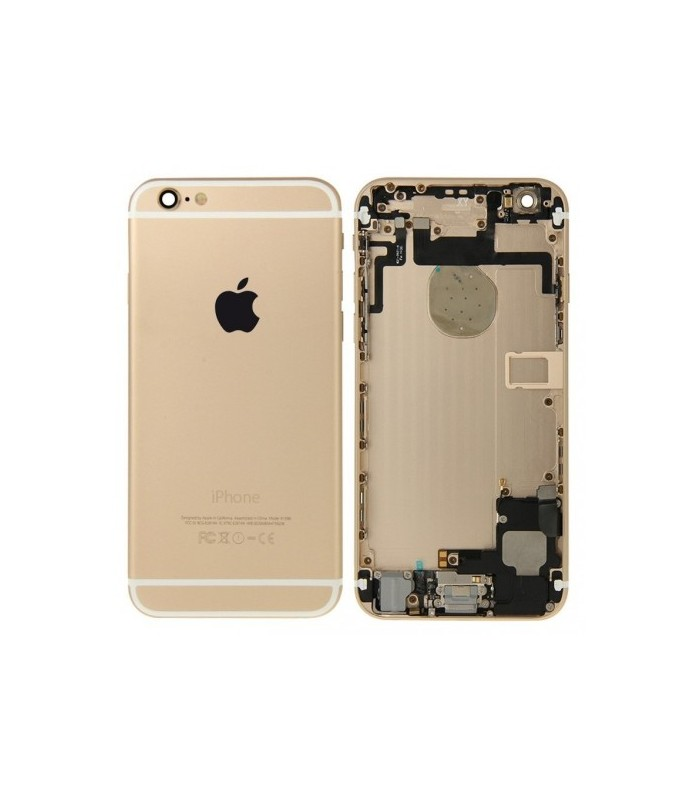 Remplacement chassis iPhone 6s Plus coque arrière - Reparation Iphone a95439c16830