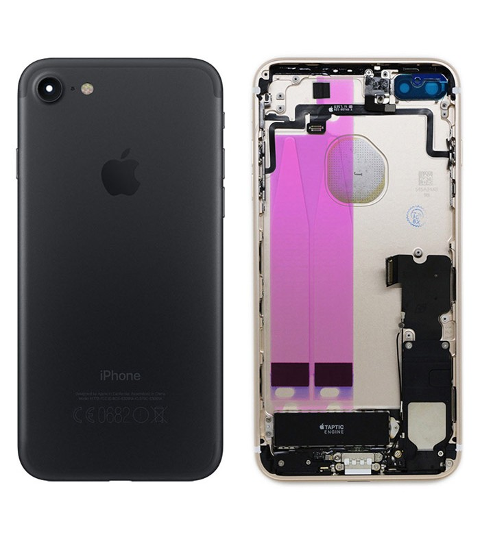 remplacement chassis iphone 7 coque arriere