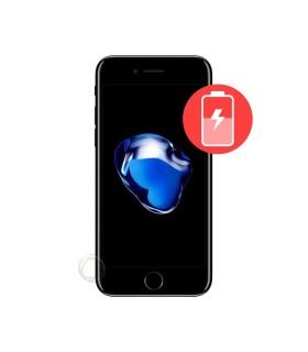 Forfait réparation iphone 7 LCD retina+batterie Original