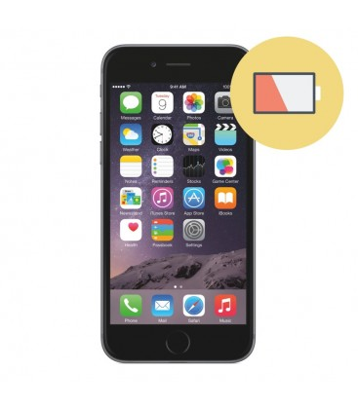 Forfait lcd iphone 6 Original +batterie Original