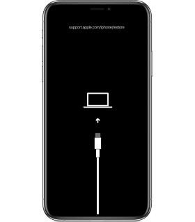 Erreur Logiciel iPhone X RNL