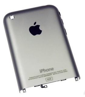 Pièce détachée Coque iPhone 2G originale Grise