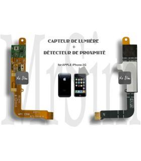 Pièce détachée détecteur de proximité, capteur de lumière et haut Parleur interne « iPhone 3Gs »