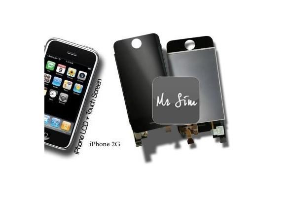 Réparation de l'écran LCD et de la vitre tactile pour votre iPhone 3/4/5