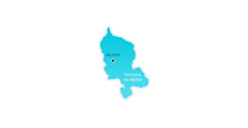 Centre de réparation iPhone 2/3/4/5/6/6+/6s (90) Territoire de Belfort