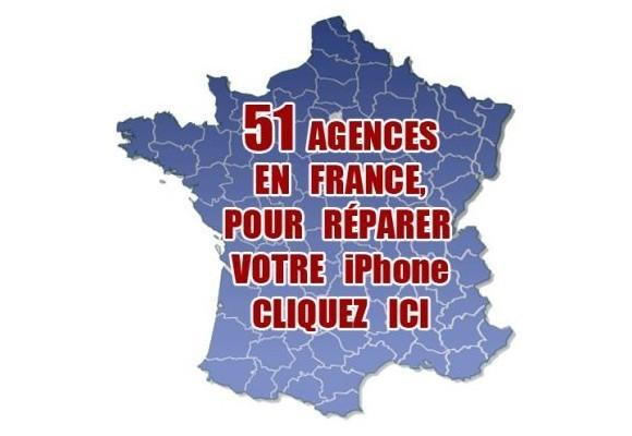 Trouvez nos agences iPhone en France 01-45-26-82-07 0699902019