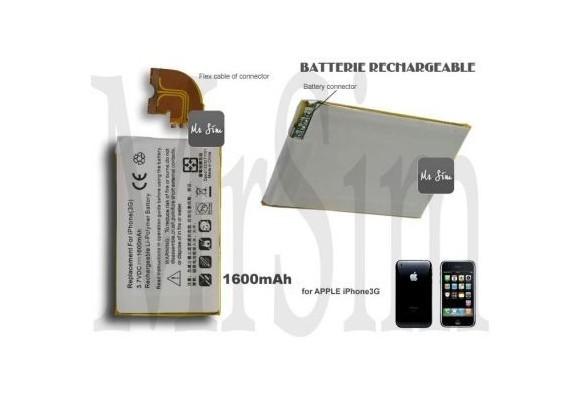 Réparation de la batterie rechargeable pour iPhone 3/4/4s/5